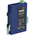 Black Box MED102A Async RS232/422/485 Fiber Extender - TB/SM SC