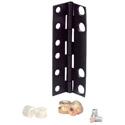 Black Box RMT012 Patch Panel Hinge Kit - 2U 3.5 Inch Height
