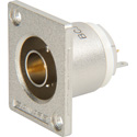 Canare BCJ-RU 75 Ohm Recessed BNC Jack to Solder Point Chassis Connector