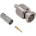 Canare BCP-B26 75 Ohm 3-Piece Crimp Plug BNC Connector for Belden 1855A Coax