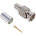 Canare BCP-D55UHW Crimp Plug 12G BNC Connector for Canare L-5.5CUHWS 12G Coax