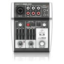 Behringer 302USB Premium 5-Input Mixer with XENYX Mic Preamp