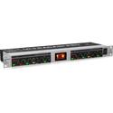 Behringer ULTRAGAIN PRO MIC2200 V2 Audiophile Vacuum Tube Microphone/Line Preamplifier