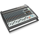 Behringer Europower PMP6000 1600W 20-Channel Powered Mixer w/FX & FBQ