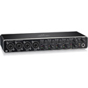 Behringer UMC404HD Audiophile 4x4 24-Bit/192 kHz USB Audio/MIDI Interface with MIDAS Mic Preamps