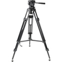 Bescor TH-770 Lightweight Tripod System With Spreader and Bag