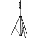 Manfrotto 368B 11ft Basic Black Light Stand 5/8 Inch Stud 015 Top