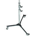 Avenger A5017 Roller Stand 1766.9 In. w/Folding Base 3-Sect. 2 Risers