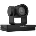 BZBGear BG-UPTZ-12XHSU-B Universal PTZ 12X HDMI/SDI/USB 3.0 RS232/485 Live Streaming Camera - Black