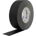 Pro Tapes 001UPCG255MBLA Pro Gaff Gaffers Tape BGT-60 2 Inch x 55 Yards - Black
