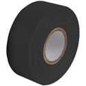 Pro Tapes 001G112MBLA1 Pro Gaff Gaffers Tape BGT1-12 1 Inch x 12 Yards Mini Roll - Black