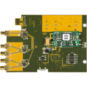 Bittree DABX 1 In x 4 Out 12G DA Card with DIN 1.0/2.3 Connectors For DAF32X Frame