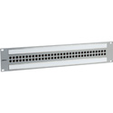 Bittree G64T-2MWTHD Medium Density Mini-Weco (Mid-Size) Patchbay - 2x32 2RU Full Normal Terminating - Gray