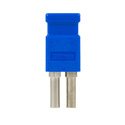 Bittree LPM7506 Looping Plug (Standard Size WECO Video) Blue