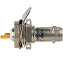 Trompeter BJ450WS Twinax Straight Rear Mount Bulkhead Jack