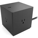 Belkin B2B167 BOOST CHARGE 8-Port Charging Station (USB/AC) Surface-mountable - Black Station USB/AC BULK