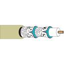 Belden 1152A Plenum Foam FEP Insulation CATV Cable - Beige - 500 Foot