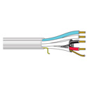 Belden 1502R Touch Panel Control Cable - White - 500 Foot