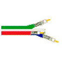 Belden 1694S6 Coax VideoFLEX Snake Cable for Analog and Digital Video - 1000 Foot