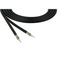 Belden 1855A RG59/23 SDI Coaxial Cable - Black - Per Foot