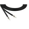 Belden 1855A Sub-Miniature RG59 SDI Digital Coaxial Cable 23 AWG -  Black - Per Foot