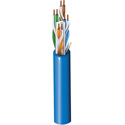 Belden 3632 Enhanced Category 6 Bonded-Pair Cable - Black - 1000 Foot