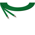 Belden 4694R N3U1000 RG6 12 GHz 4K UHD 75 Ohm 18 AWG Precision Video Cable - Military Green - 1000 Foot