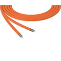 Belden 4694R 0031000 RG6 12 GHz 4K UHD 75 Ohm 18 AWG Precision Video Cable - Orange - 1000 Foot