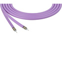 Belden 4694R RG6 12 GHz 4K UHD 75 Ohm 18 AWG Precision Video Cable - Violet - 1000 Foot