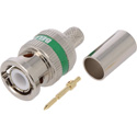 Belden 4694RBUHD3 12 GHz 3 Piece BNC Connector for RG6 Cable - 50 Pack