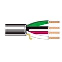 Belden 5002UP 12 Gauge 4 Conductor Commercial Audio Cable - 1000 Foot