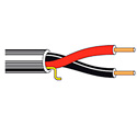 Belden 5200UE Non-Paired Unshielded Security / Alarm Cable - 1000 Foot Unreeled