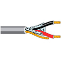 Belden 5300FE Non-Paired Beldfoil Security / Alarm Cable - Gray - 1000 Foot