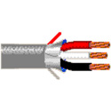 Photo of Belden 5401FE 3 Conductor Security & Commercial Audio Cable - 500 Foot