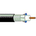 Belden 7810WB RF 400 Wireless Coax Cable - RG8 - Waterblocked - Black - 1000 Foot