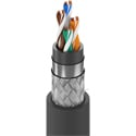 Belden 7938A 24 AWG 4 Pair Category 5e Twisted Pair Cable - 1000 Foot Roll
