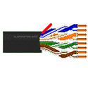 Belden 7988R VideoTwist UTP Cable 4 Pair CAT5e Cable - 1000 Foot Unshielded