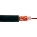 Belden 8241 RG59/23 Analog Coaxial Cable - Black - 1000 Foot