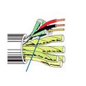 Belden 8778 6 Pair Audio Control & Instrument Cable Chrome Jacket - Chrome - 1000 Foot