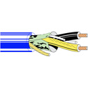 Belden 9271 RS-485/DMX512 Control Cable (1000 ft. Blue) in the UnReel Box