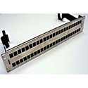 Belden AX103256 10GX KConn Patch Panel 48-P 2U