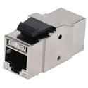 Belden AX104501 10GX Shielded KeyConnect RJ45 Modular Coupler - Gray