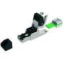 Belden R301604 Industrial DataTuff Rugged RJ45 T568B Plug Field Kit for AWG 24-26 - IP20 CAT6A UTP/STP