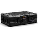 Pelican BlackBox 3U Light Duty Rack Mount Case