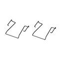 Sony BLCBP2 UWP Belt Clips (2)