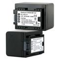Empire BLI-432-2.6 Replacement Li-Ion Battery for Canon BP-727 3.6V 2670MAH