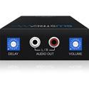 Blustream AD11AU Analog Audio Delay Processor with Volume Control