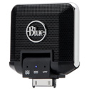 Blue Mikey Stereo Mic Turns Your iPod and 3G iPhone Into a Stereo Recorder