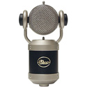 Blue Mouse Large Diameter Cardioid Condenser Studio Microphone