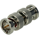 Connectronics BM-BM 75 Ohm BNC Male to Male Barrel
